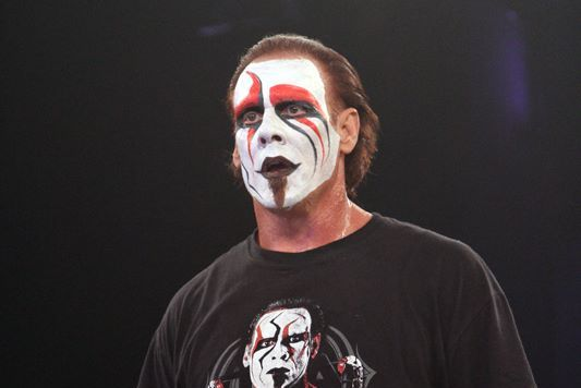 The Reason Sting Debuted At WWE's Survivor Series PPV ...