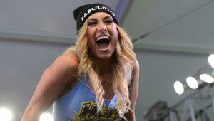 Carmella Sends Warning To Naomi, Brock Lesnar F5 On Shark (Video)