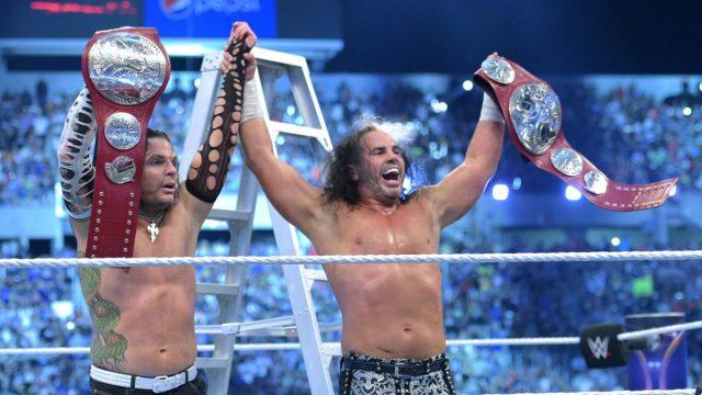 Hardy Boyz Wrestlemania 33