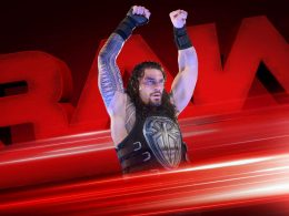 WWE RAW superstar shakeup