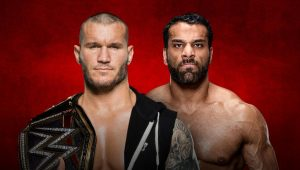 Randy Orton vs. Jinder Mahal – WWE Title Match: WWE Backlash 2017