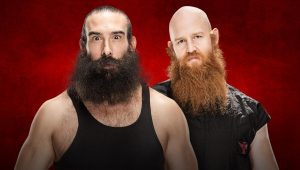 Luke Harper vs. Erick Rowan: WWE Backlash 2017