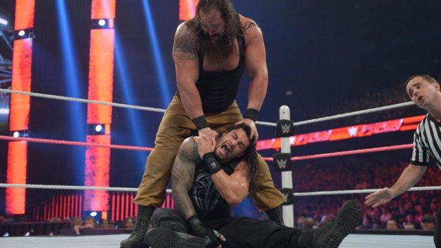 Roman Reigns vs. Braun Strowman