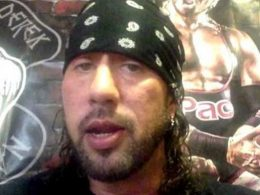sean waltman arrested