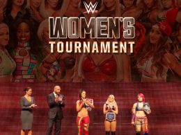WWE women's tournament