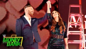 Mike And Maria Kanellis On Last Night's First Victory