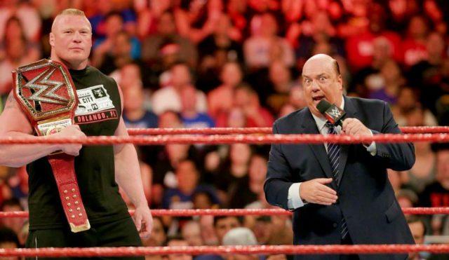 Brock Lesnar - Universal Champion