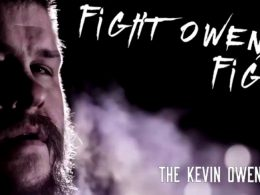 Kevin Owens DVD