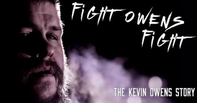 Kevin Owens DVD
