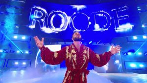 Bobby Roode's WWE 2K18 Entrance (Video)