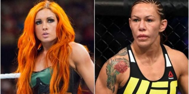 Becky Lynch vs Cyborg