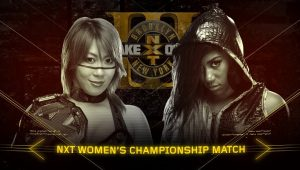 Will Ember Moon End Asuka's Reign of Dominance at NXT Takeover: Brooklyn III?