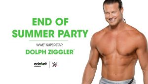 Dolph Ziggler Answers Fan Questions About His Summer, Aug. 18, 2017