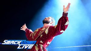 Watch: Bobby Roode Makes His SmackDown Live Debut