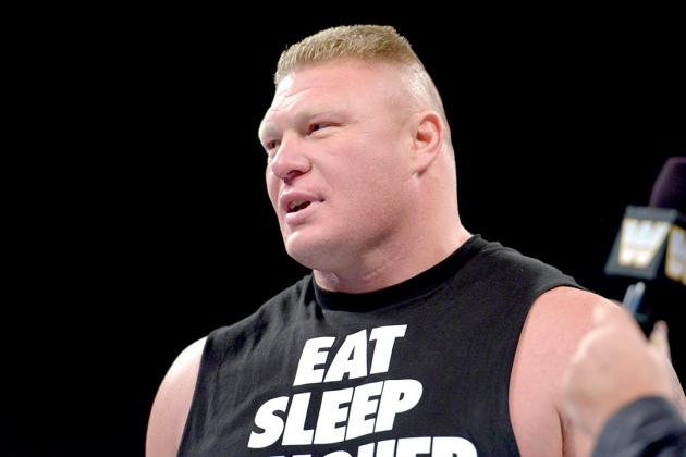 Brock Lesnar News - WWE 2K16 Ring Entrance (Video), NY Times