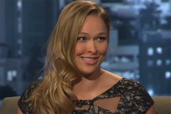 She Wants To Be A Porn Star - Famous Porn Star Says She Wants To Take UFC Star Ronda ...