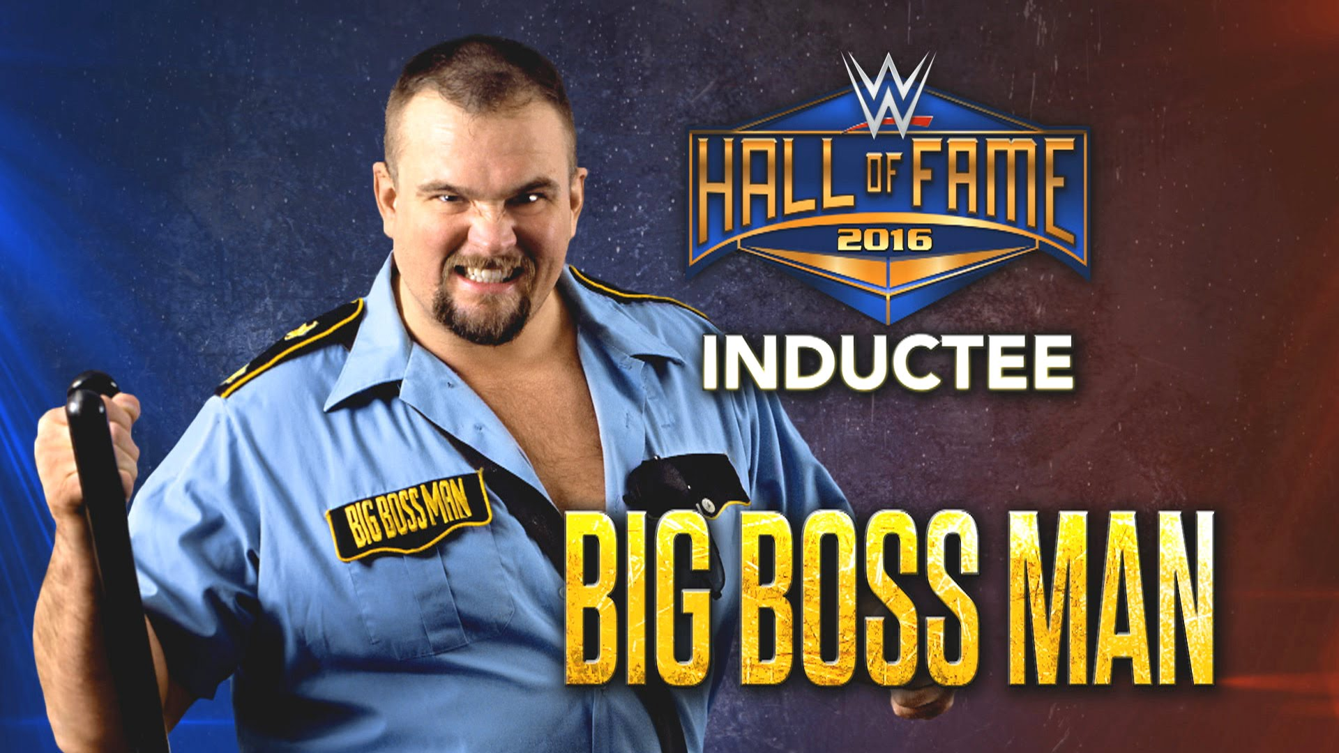 Slick To Induct Big Boss Man Zzs Nxt Debut Video Rvd More