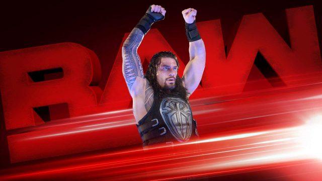 WWE RAW superstar shakeup