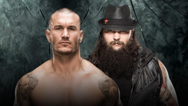 WWE Payback House of Horrors