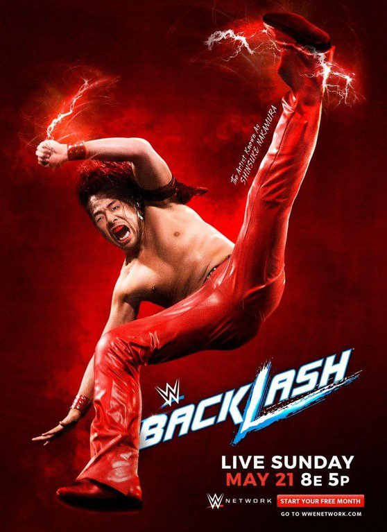 wwe backlash ppv poster 2017