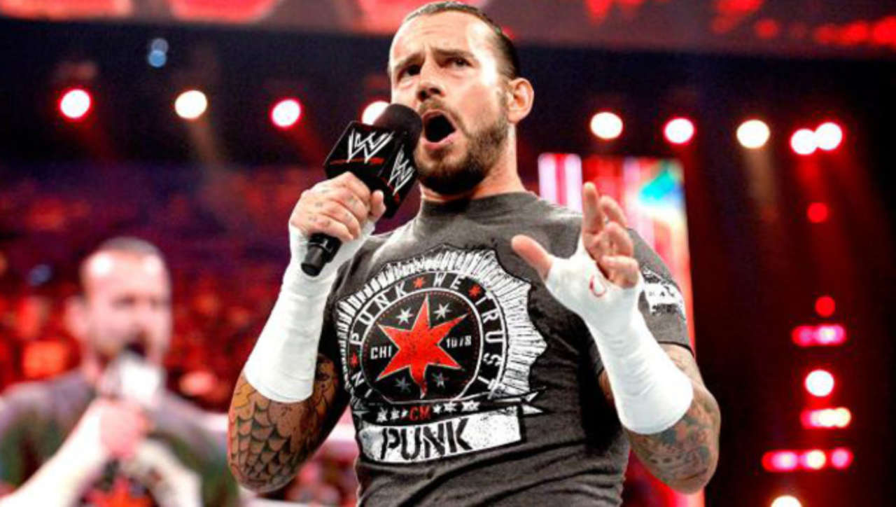 update on cm punk returning to wrestling. Black Bedroom Furniture Sets. Home Design Ideas