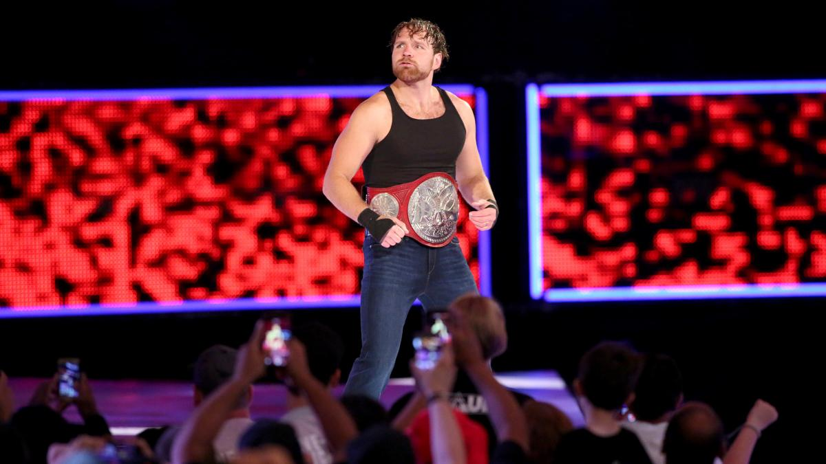 Dean Ambrose Has Joined An Elite WWE Club - ProWrestling.com