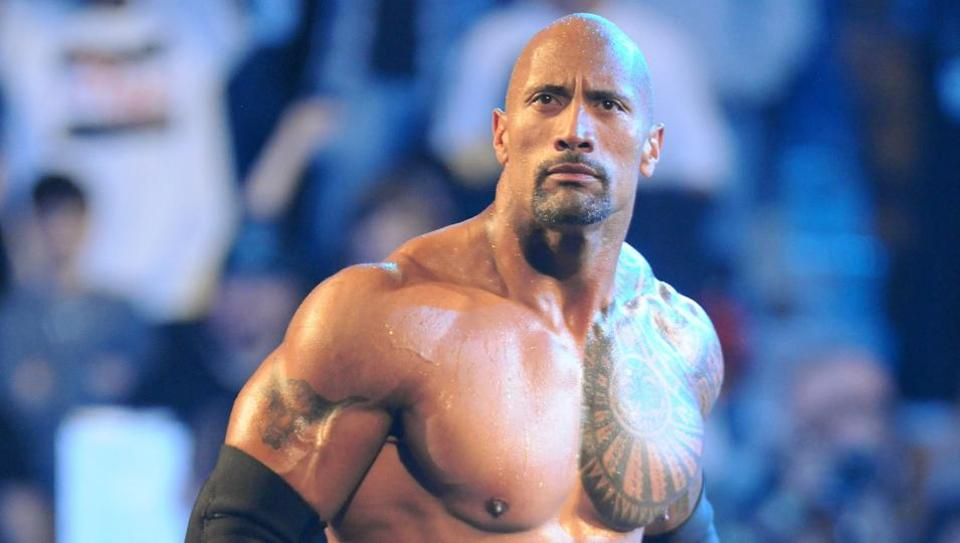 The Rock Reveals His Amazing New Tattoo That Replaced The