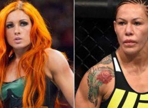Becky Lynch vs Cyborg