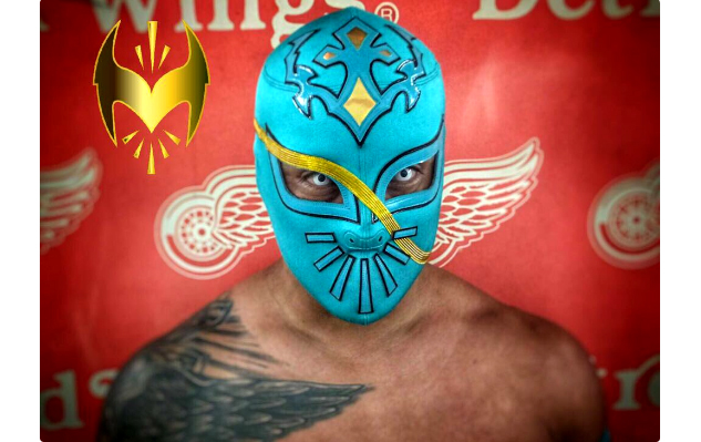 Wwe Nxt Star Changes His Look Photo Sin Cara Sporting New Mask