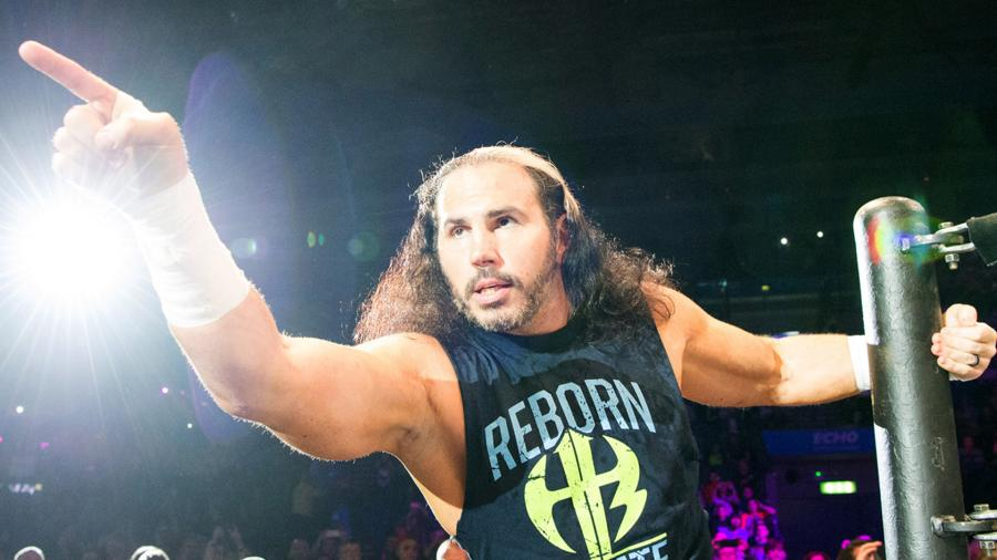 Matt Hardy Says 'Everything Is About To Change' Following ...