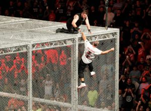 Shane v Kevin - Hell in a Cell