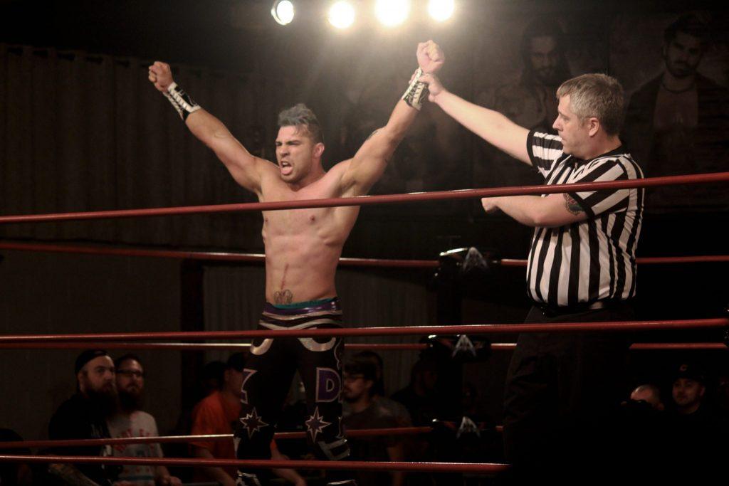 impact wrestling star djz