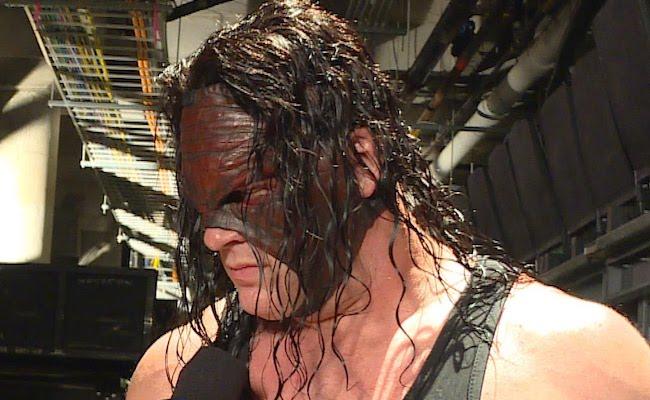 Kane's wwe return