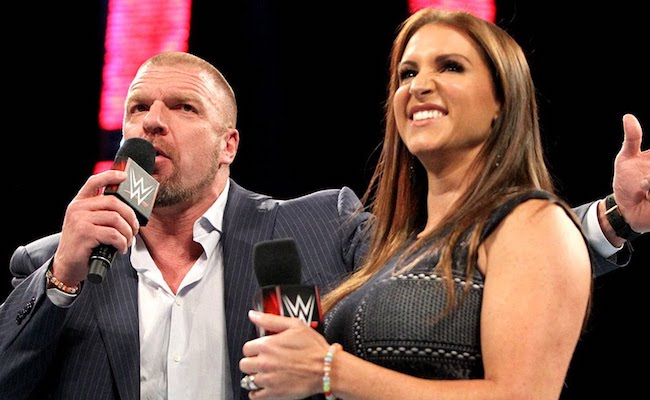 Hhh Stephanie Wedding Anniversary Update On Hbk At War Aj Lee Leaving Wwe
