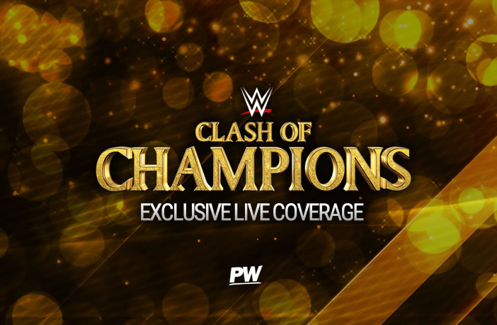 WWE Clash of Champions lineup: Seven matches advertised for tonight's event