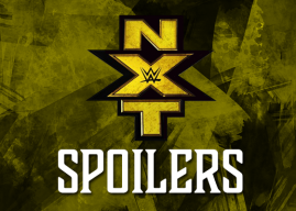 Breaking News: Major Spoiler Takes Place at WWE NXT TV Tapings (Photos)