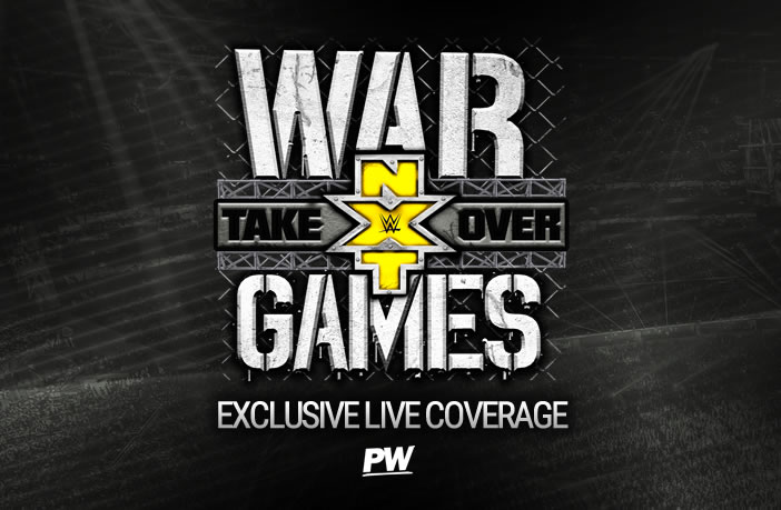 wwe nxt takeover war games