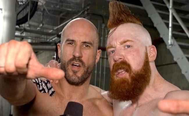 raw tag team titles