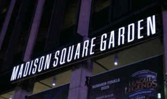 Madison Square Garden WWE MSG