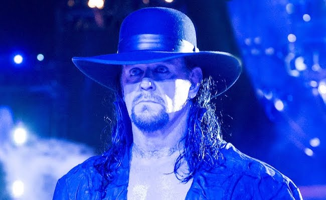 Update on The Undertaker's Health Further Implies WrestleMania Match