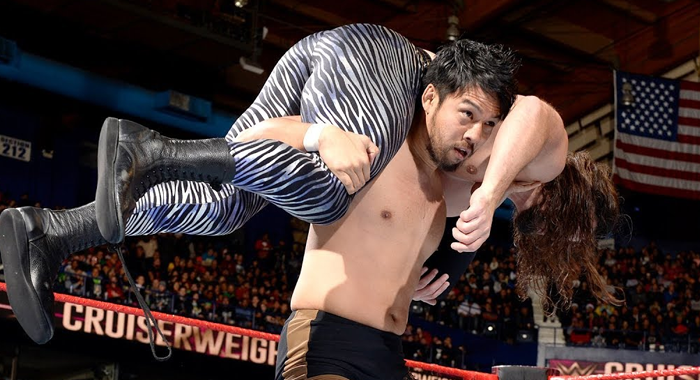 WWE Confirms Injury To Brian Kendrick During Hideo Itami Match