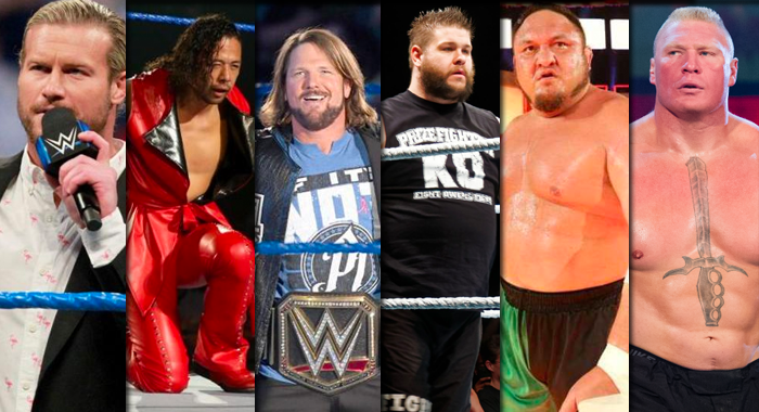 We ranked the top 10 best male wwe superstars of 2017 we ranked the top 10 male wwe superstars of 2017 who was the best of the best m4hsunfo