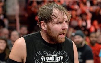 dean ambrose wwe hell in a cell
