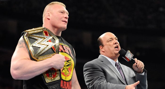 Paul Heyman Explains Why Brock Lesnar Could Return to UFC