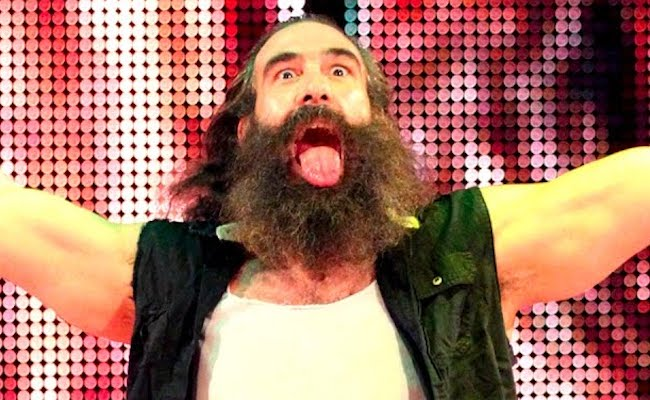 Why Luke Harper Was Removed From Current WWE Smackdown Tour