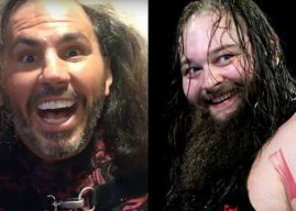 Matt Hardy and Bray Wyatt's 'Great War' to Culminate at WWE Elimination Chamber, Updated PPV Card