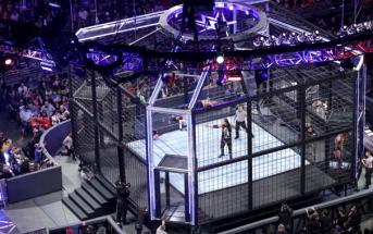 Elimination Chamber match