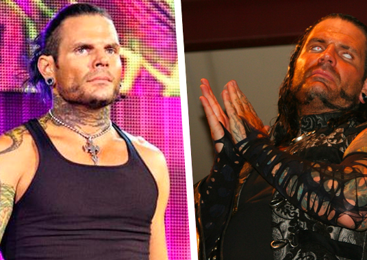 "Jeff Hardy Confirmed For WWE Return at Raw 25th Anniversary … But Will We See ""Brother Nero"" Instead?"