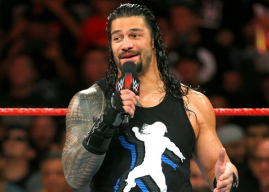 Roman Reigns Busted Open During Main Event Match, Unable to Meet & Greet Fans in South Africa (Video)