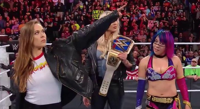 WWE Rumor: Ronda Rousey Destined to Conquer Asuka's Undefeated Streak?